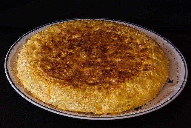 Tortilla de patata para llevar